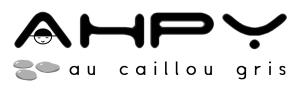 Logo de AHPY - Création Annette Hardouin