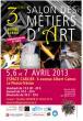 3ème salon des métiers d'art de Plessis Trévise