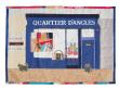 Logo de Martine Manuel Atelier/boutique de patchwork le Quartier d'Angles