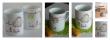 Des Mugs en Porcelaine peints pour l'association caritative