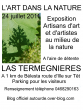 4ème exposition de l'art dans la nature