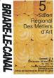 5° SALON REGIONAL DES METIERS D'ART A BRIARE
