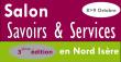 Salon Savoirs et Services en Nord Isère