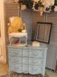 Logo de Florence Galou Artisan en peinture de meubles