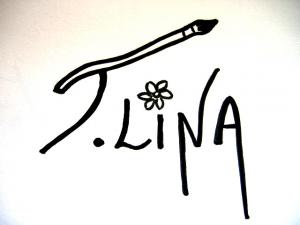 Logo de nathalie chevrier T.LINA
