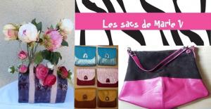 Logo de Les sacs de Marie V