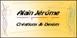 Logo de Alain-J�r�me Haag Alain-J�r�me Cr�ations