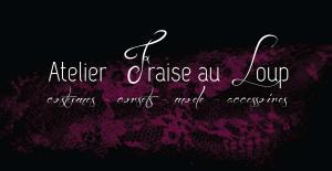 Logo de C�line PEROT Fraise au Loup