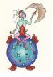 Logo de Bouiron Anne Parchemins & Merveilles