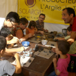 Ateliers modelage pour les familles