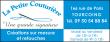 Logo de NATHALIE DELAPIERRE LA PETITE COUTURIERE