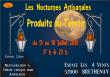 Les noctures artisanales et des produits du terroir