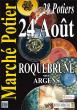 9ème Marché Potier de Roquebrune-sur-Argens