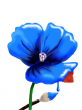 Logo de Estelle Juge Le Coquelicot Bleu