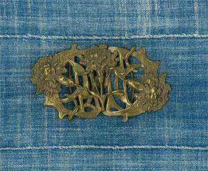 Logo de Marie ALGRANATE MAISON DES ARTS TEXTILES & DU DESIGN