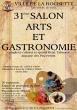 31ème Salon ARTS et GASTRONOMIE
