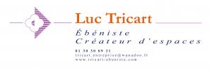 Logo de LUC TRICART