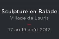 Actualit� de Atelier de verre Lise Gonthier Sculpture en Balade dans le village de Lauris - Lub�ron (84)