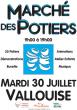 Marché Potier de Vallouise