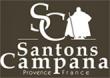 Logo de Santons Campana