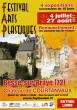Festival des arts plastiques de Besse-sur-Braye.