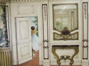 Logo de Christine BOGONSKI Ecole Spéciale de Peinture Décorative de Provence
