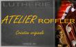 Logo de atelier roffler lutherie