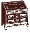 Logo de Meubles Claude Vincent  sarl