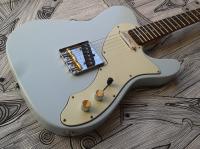 Actualité de LOWELECTRIC Maxime MORAND Luthier Guitare Nouveau modèle Locaster à découvrir !