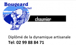 Logo de bougeard michel