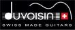 Duvoisin Guitars SA ; Journée test le 12.11 à St-Blaise (Suisse, près de Neuchâtel)