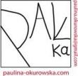 Logo de Paulina OKUROWSKA mosaïque contemporaine