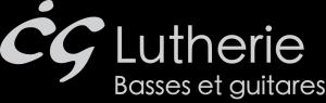 Logo de cyril grandgirard cg lutherie