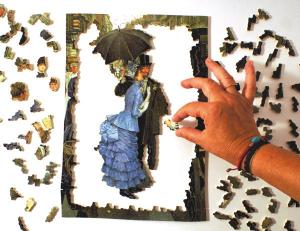 Logo de   PUZZLES D'ART MICHELE WILSON