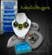 Logo de Isabelle BRUGERE Artiste-verrier