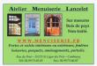 Logo de   Atelier Menuiserie Lancelot