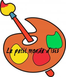 Logo de isis tableaux Artiste peintre