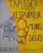 Logo de Dany Théau Les Ateliers du Petit Pont Tapissier & Restaurateur