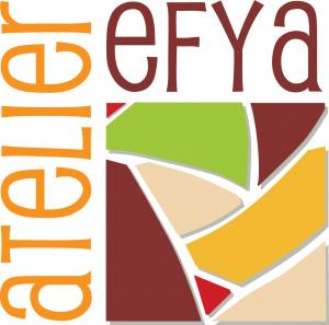 Logo de Frédérique Mangin Atelier Efya