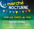 Marché nocturne de Nantes Camping