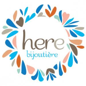 Logo de Marine  Here-Bijoutière