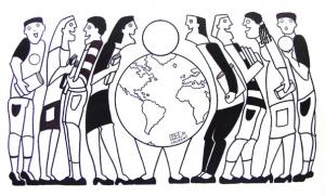 Logo de Claude Laurent Artiste peintre sur tous supports