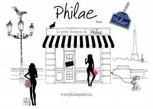 Logo de Nathalie Budillon SARL PHILAE