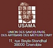 Logo de  Union des Savoir-faire des Artisans M�tiers d'Art Union des Savoir-faire des Artisans M�tiers d'Art