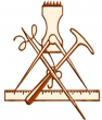 Logo de Sylvia BERTRAND Atelier de tapisserie