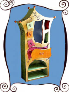 Logo de Magali Lagarde De l'imaginationet du carton