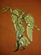Logo de frederic redoutey bronze de style