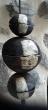 Logo de katia baron sculpteur ceramiste