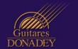 Logo de Guitares Donadey