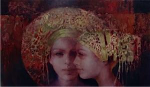 Logo de Liliane PROUX ARTISTE PEINTRE